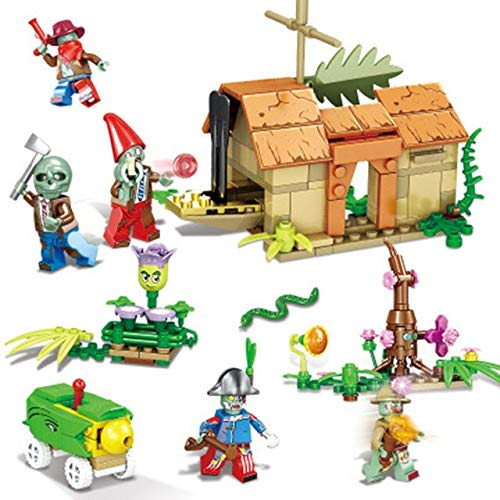 RAFGL PVZ Game Plants Vs Zombies Le Peashooter Go PVC Action Figure Model Gifts Toys for Children High Qualit OPP Bag Technic Figures Thing You Must Have Gift Wrap Toddler Favourite by RAFGL