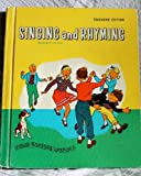 img - for Singing and Rhyming: Our Singing World; Enlarged Edition, Teacher's Edition book / textbook / text book