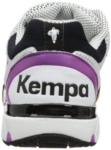 handball Blanc Argent Hurricane Kempa de Chaussures Mauve tn0wqgW