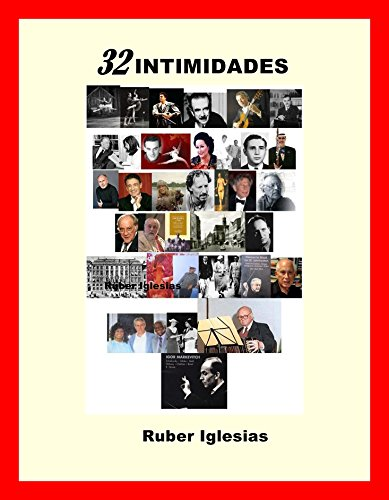 Descargar Libro 32 Intimidades Ruber Iglesias