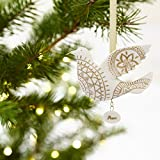 Hallmark Christmas Signature Premium Dove Porcelain Ornament