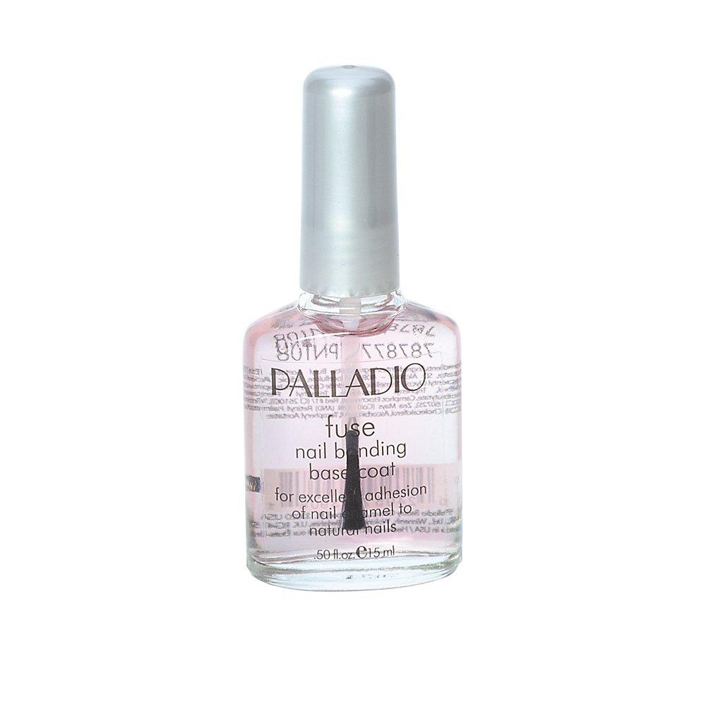 Amazon.com: Palladio Fuse Nail Bonding Clear Basecoat: Beauty