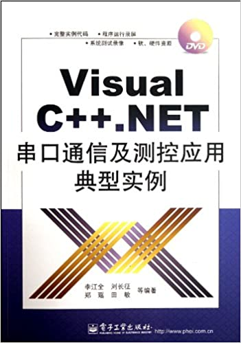 Typical Examples of Visual C++ NTE Serial Communication and