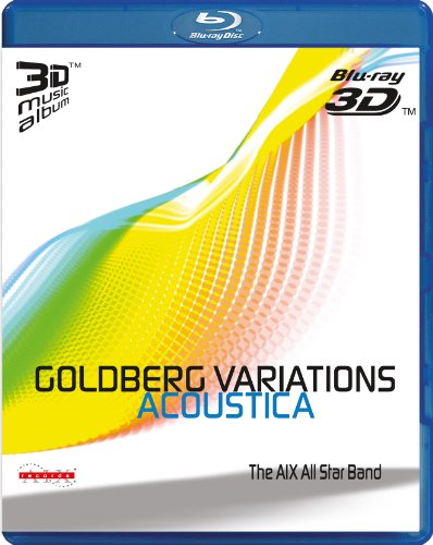 The AIX All Star Band - Goldberg Variations Acoustica (Blu-ray)