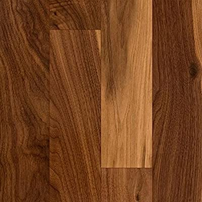 "Walnut Character Prefinished Engineered Wood Flooring 3"" x 5/8"" Samples at Discount Prices by Hurst Hardwoods"