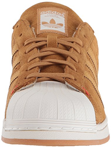 Originali Adidas Mens Superstar Mesa / Mesa / Owhite