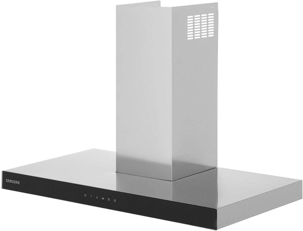 Samsung NK36M5070BS - Campana extractora de pared (acero inoxidable, 90 cm): Amazon.es: Hogar