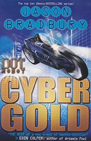book cover of Cyber Gold