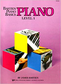 WP201 - Bastien Piano Basics - Piano Level 1: James