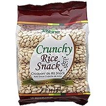 Jayone Rice Snack Crunchy honey Cinnamon, 2.8 oz
