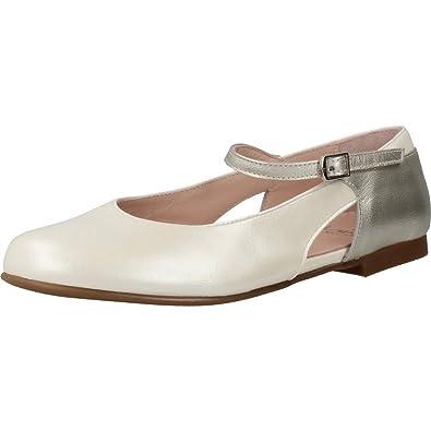 Zapatos Ceremonia Niñas, Color Weiß, Marca, Modelo Zapatos Ceremonia Niñas 20AA177 Weiß Landos