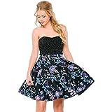 Jovani Pocket Strapless Semi-Formal Dress