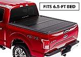 BAK Industries BAKFlip G2 Hard Folding Truck Bed Cover 226327 2015-18 Ford F150