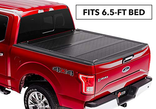 - BAKFlip G2 Hard Folding Truck Bed Tonneau Cover | 226310 | fits 2008-16 Ford Super Duty 6' 9