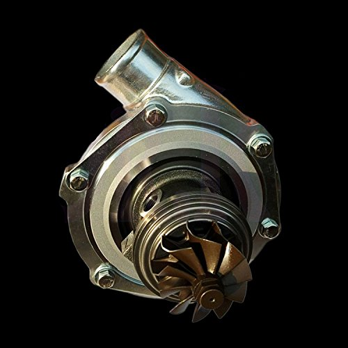 GOWE turbocharger for Super Fast Spool Up 4 bolts T3 flange V-band turbine BB turbocharger with forged 5 axis compressor wheel for S13 S14 240x racing 1