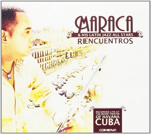 Reencuentros, Live at the Grand Theater of Havana