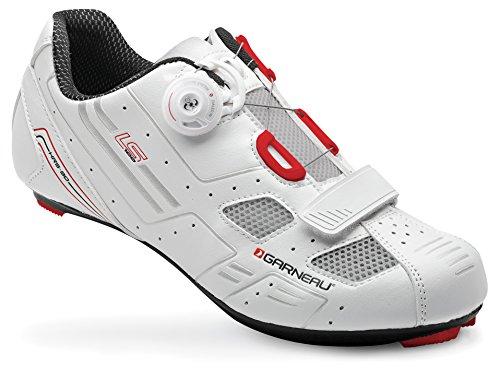 Louis Garneau LS-100 Men's Shoes White, 41.0
