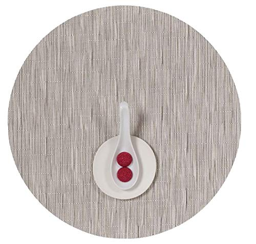 - Chilewich Bamboo Round Table Mat 15