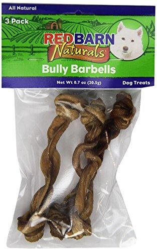 Redbarn Naturals Bully Barbells 3pk