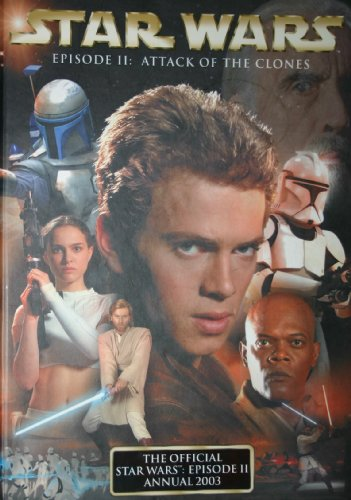 The Official Star Wars Episode 2: Attack of the Clones Annual 2003