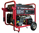 All Power America APGG10000, 10000W Watt Generator with Electric Start, Portable Gas Generator for Home Use Emergency...