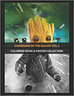 Guardians of the Galaxy free printable coloring pages Groot Gamora ... | 335x260