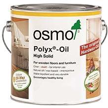 Osmo 3011 Polyx Oil Clear Gloss 750ml Wood Floor Oil by Polyx Oil