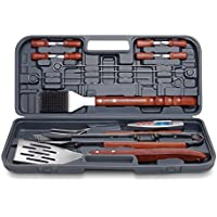 Grilling Traditions 17 Piece Grilling Tool Set