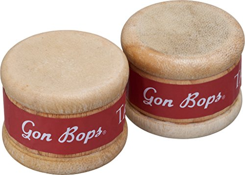 Gon Bops Large Talking Shaker Pair by Gon Bops