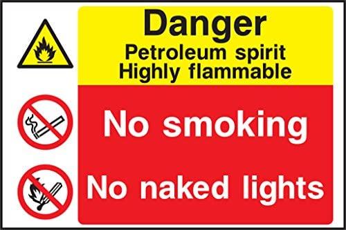 Multiusos de Salud & Seguridad Cartel peligro, Petróleo ...