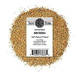 Saint Terra - Myrrh Incense Resin Fine Sifting, 8 Ounces - 100% Natural