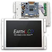 Earthlcd of-8.0-M5 8 Open Frame Color TFT LCD Monitor