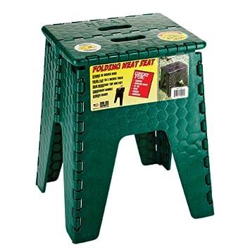 B & R Plastics 152-6CF EZ Foldz Step Stool/Seat