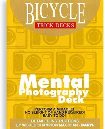 Bicycle Mental Photography Deck