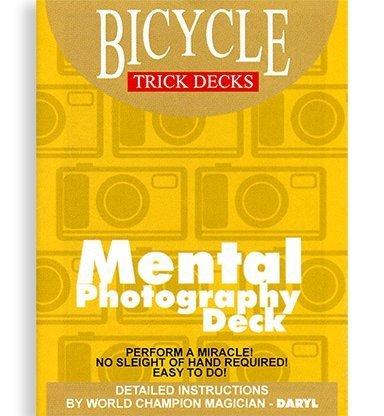 Amazon.com: Mental fotografía cubierta bicicleta (rojo ...