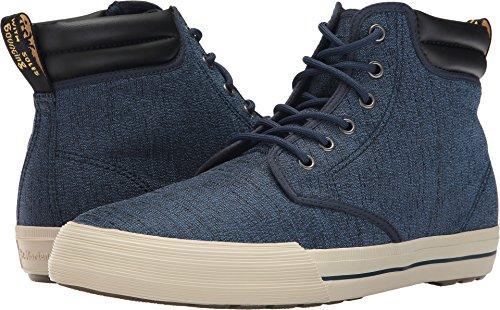 Dr. Martens Women's Eason 6-Eye Chukka Boots, Blue, 3 M UK, 5 M US