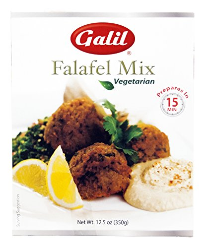 Spice Falafel (Galil Vegetarian Falafel Mix, 12.5 Ounce)