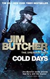 Cold Days by Jim Butcher front cover