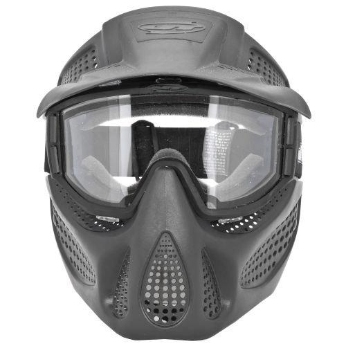JT Elite nVader Thermal Paintball Mask (Black)