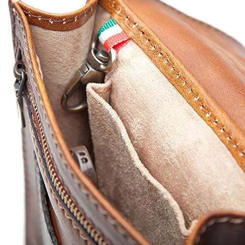 grigio Mini Bruce B182 Messanger Pratesi Borsello Grigio 18 xwAqR6Y4