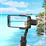 Hohem iSteady Mobile Plus - 3-Axis Handheld Gimbal Stabilizer, Supports Max. 280G, 600 Degrees Roll Inception Mode, Auto Face Tracking, which can Work with iPhone 11 Pro Max and Android Smartphones. 6
