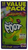 berry tie dye fruit by the foot - Betty Crocker Fruit Snacks, Fruit by the Foot, Variety Snack Pack, 12 Rolls, 0.75 oz Each (Pack of 6)