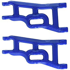 RPM 80245 Front A-Arms Blue Monster Jam/Rustler/Stampede/Slash (2)