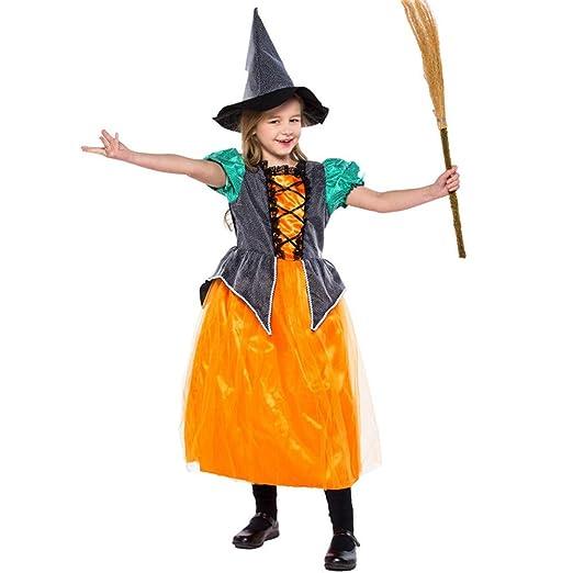 Disfraces de Halloween los niños Niñas de Halloween Vestido ...