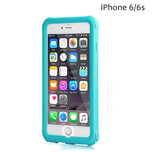 Cheap Basic Cases iPhone 6/iPhone 6s Waterproof Case, Meritcase IP68 4.7 inch iPhone 6/6s Full..