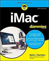 Image of the product iMac for Dummies    that is listed on the catalogue brand of For Dummies.