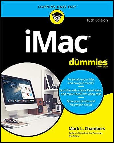 Imac For Dummies
