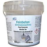 Schmuckbeton-Feinbeton (Betongiesspulver), 500gramm