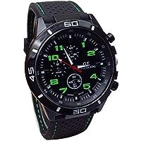 Han Shi Wristwatch, Fashion Men Military Quartz Watch Hours Analog Sport Wrist Watch Clock