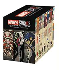 BOXED-MARVEL STUDIOS THE 1ST 1